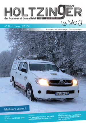 Le mag hiver 2015