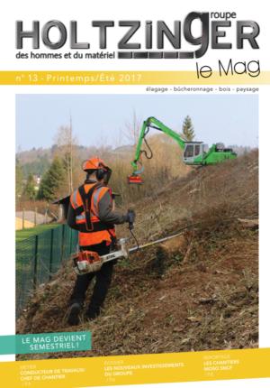 Le mag Printemps / Été 2017