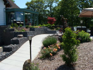 création de jardin paysager